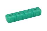 PillMate Dagsdoseringsæske Mellem- 4 doser dgl.